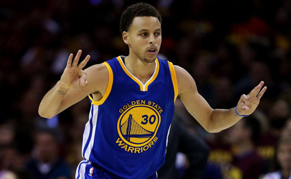 Steph Three (via Daily Nation)